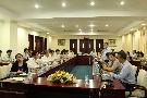 Hội đồng Đảm bảo chất lượng giáo dục ĐHQG-HCM tổ chức phiên họp thứ XVII