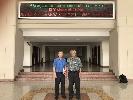Trung tâm KT&ĐGCLĐT làm việc với Trung tâm xếp hạng đại học, ĐH Brawijaya, Indonesia