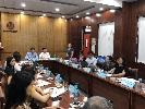Họp giao ban công tác bảo đảm chất lượng giáo dục ĐHQG-HCM lần 2 năm 2019
