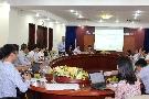 Tiếp Đại học Thái Nguyên đến trao đổi, học tập kinh nghiệm về công tác bảo đảm chất lượng