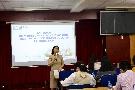 Gần 100 cán bộ tham dự tập huấn về các bộ tiêu chuẩn kiểm định quốc tế