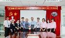 Trung tâm Khảo thí và Đánh giá Chất lượng Đào tạo làm việc với Ban lãnh đạo Trường Đại học Quốc tế Miền Đông