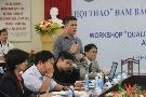 Hội thảo đảm bảo chất lượng Đại học Việt – Úc